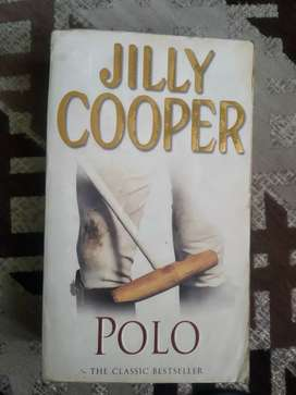 Jilly Cooper novel - Polo