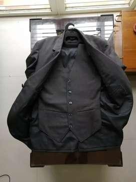 Blazer, suit, waist coat, winter coats - 4 pieces