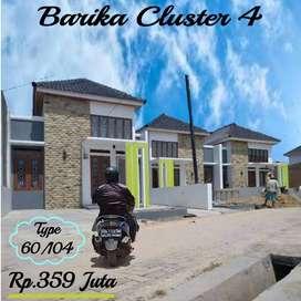 rumah minimalis, rumah mewah, rumahmurah, rumah cluster barika, #rumah