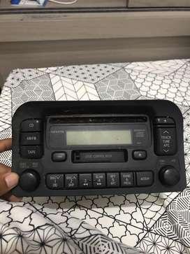 Tape Toyota Landcruiser