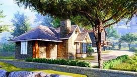 Resort at vagamon @ 27 Lacs only
