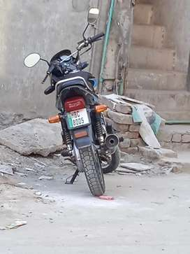 Honda delux 2008 model very good in speed and pick
