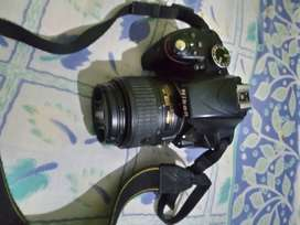 NIKON D3200 with 3 Lenses, Beg and Remote for immediate sell