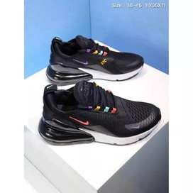 Sepatu Nike Epic React Flyknit Air Max 2019 size 39 Black