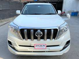 TOYOTA PRADO 2.7 TX 2013, VERIFIABLE AUCTION SHEET !!!