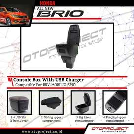 Console Box All New BRIO + USB ( K I K I M )