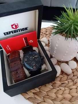 Dijual Expedition E6381 + Zulu Strap