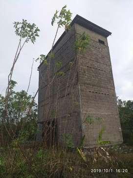 Gedung Walet sudah Produksi