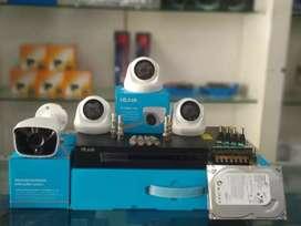 PAKET 2 KAMERA CCTV 2MP // SEDIA PAKET LAINNYA