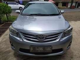 Toyota Corolla Altis G 1.8 2011 Matic