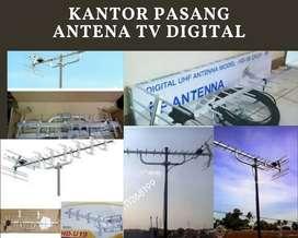 Agen Jasa Pasang sinyal Antena Tv Digital
