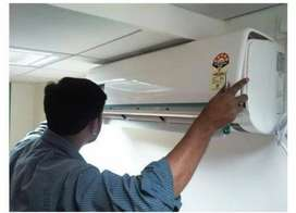 Ac serviceing and installation