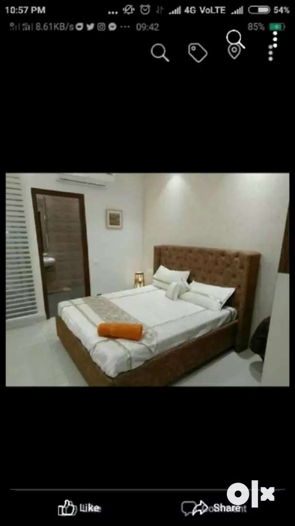 FULLY FURNISHED 1 BHK FOR RENT 0