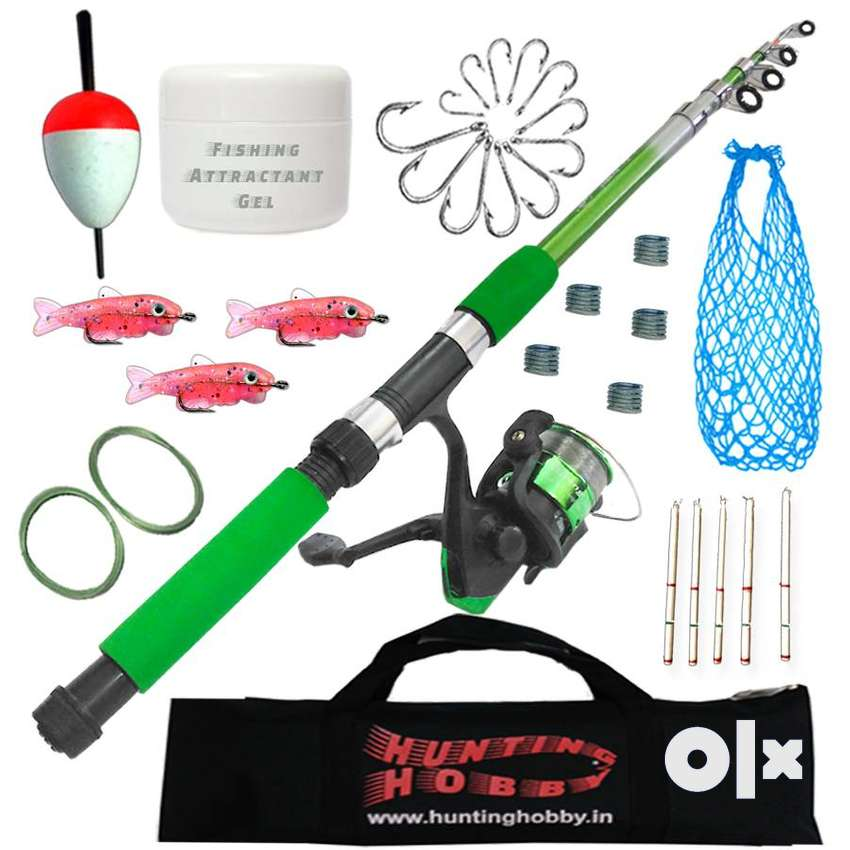 Fishing Rod,Reel,Accessories Complete kit 0