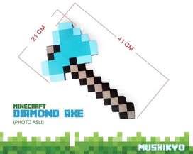 Kapak Minecraft Diamond Axe import