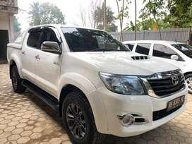 Toyota Hilux 2,5 G 4x4 tahun 1013