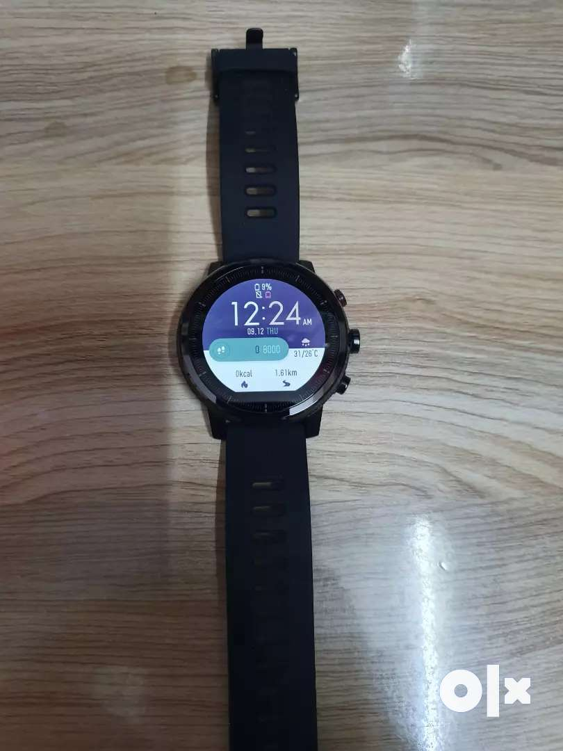 Amazfit Stratos 2 Smartwatch (less than 1 month old) 0