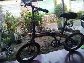 Sepeda Lipat Exotic 2026MG