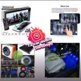 Promo trbaru gan Kenwood ddx419bt 2din komplit camera hd
