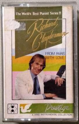 "Kaset The Worlds Best Pianist Series II ""Richard Clayderman"""