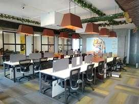 lavish office space at privileged location