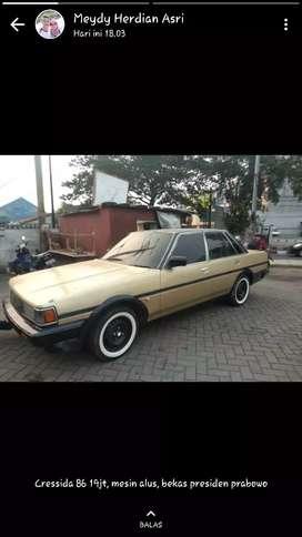Jual Mobil Cresida 86