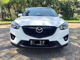 Mazda CX-5 2.5 Touring AT 2013,Good Choice For Middle Executive