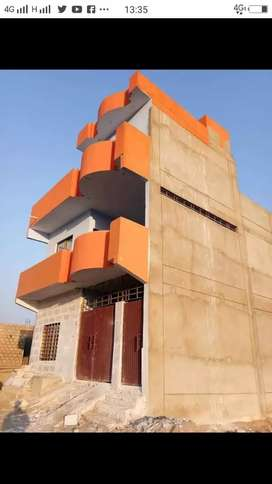 120sqyd residential plots available in (gulistan e johar)