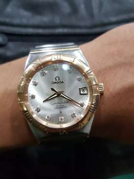 Omega constellation co axial automatic calibre 8500