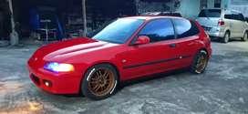 Honda civic estilo 1995