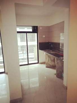 Untouch flat with parking Katrap prime location