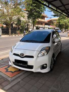 Yaris S Limited matic 2013