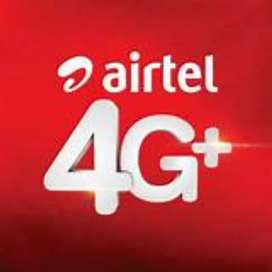 AIRTEL[No ragistration]/13000[Fix]in AIRTEL OFFICE[CCE/DATA ENTRY]