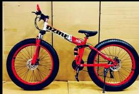 GOLDEN ENTERPRISE. 21GEARS FAT FOLDING SPORTS BICYCLES AVAILABLE.
