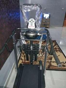 Treadmill 7 fungsi import ORI murah