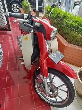 Honda Cub 125cc 2019