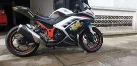 Kawazaki ninja 250 FI
