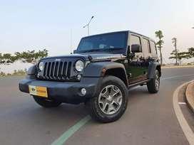 Jeep Wrangler Rubicon km 15 rubu