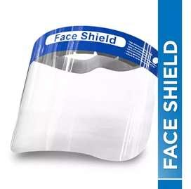 Face Shield Ori Universal Mika bening pelindung wajah di masa pandemi