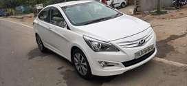 Hyundai Verna VTVT 1.6 SX, 2015, Petrol