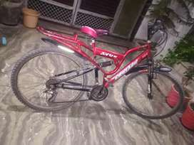 Avon Bicycle in a good condition having 18 shimano gears.