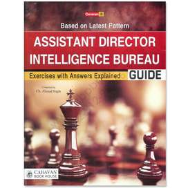 Assistant Director IB Test Guide, Dogar Brothers