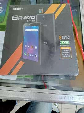 Murah new evercoss bravo tablet 3/32gb,grs resmi