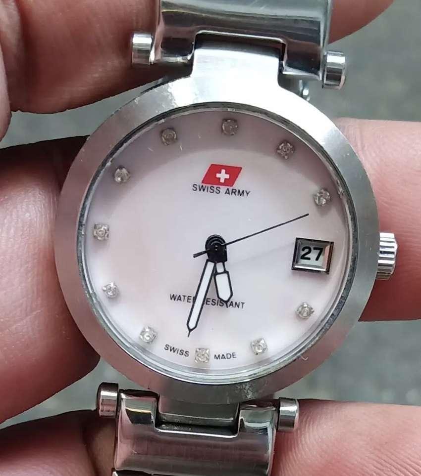 Jam tangan SWISS ARMY /LADIES