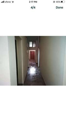 C-type portion for rent in basti wah cantt.