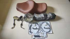 Interceptor650 related accessories(Not negotiable)
