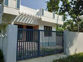 2 bhk 750 sqft 3 cent new build house at varapuzha karingamthuruth