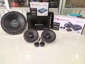 Paket audio processor nakamichi untuk semua jenis mobil