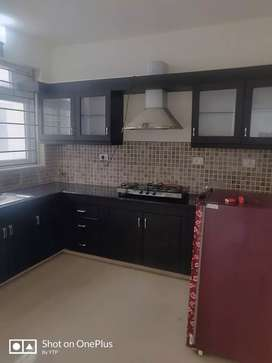 2 BHK+Study room, fully furnished Flat