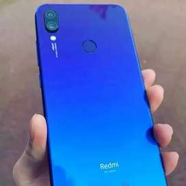 Redmi note 7 4/64 only phone